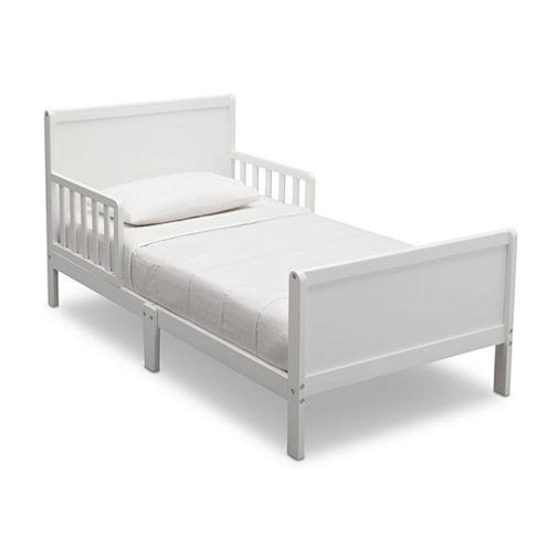 Delta Children Fancy Toddler Bed - Painted