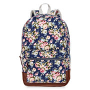 Olsenboye® Floral Print Backpack