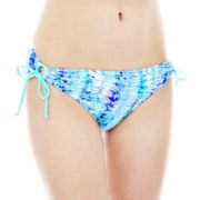 Arizona Adjustable Hipster Swim Bottoms - Juniors