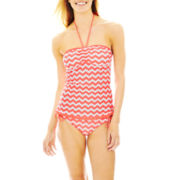 Arizona Chevron Print Swim Separates