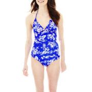 Arizona Halterkini Swim Top or Hipster Swim Bottoms - Juniors