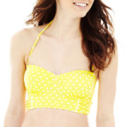Arizona Polka Dot Midkini Swim Top