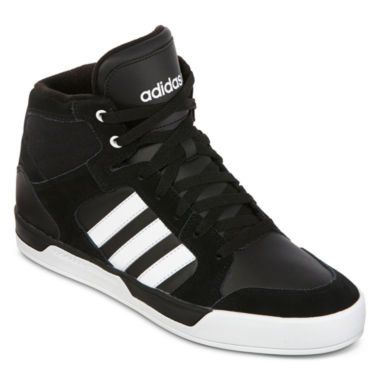 jcpenney.com | adidas® NEO Raleigh Mid Mens Basketball Shoes