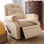 Sand Key Fabric Recliner Collection