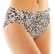 Warner's No Wedgies, No Worries.® High-Cut Panties - 5139