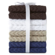 Home Expressions™ 8-pk. Washcloth Set