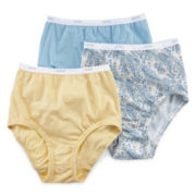 Jockey® Classic Fit Briefs, 3-Pack 9450