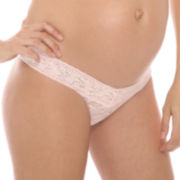 Lamaze Maternity Lace Thong Panties