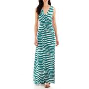 a.n.a® Sleeveless Side-Slit Maxi Dress