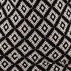 Black/white Geo