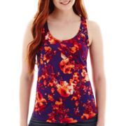 Arizona Racerback Print Tank Top