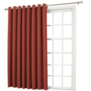 Sun Zero™ Garrett Room-Darkening Grommet-Top Patio Panel
