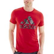 adidas® Adilogo Shock Energy Tee
