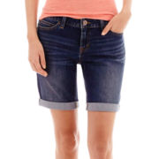 Stylus™ Denim Bermuda Shorts