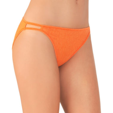 jcpenney.com | Vanity Fair® Illumination® Cotton-Blend Bikini Panties -18315