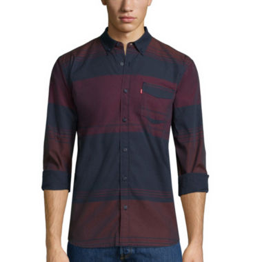 jcpenney.com | Levi's® Long-Sleeve Ravage Woven Shirt