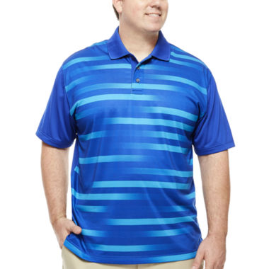 jcpenney.com | The Foundry Big & Tall Supply Co.™ Short-Sleeve Golf Polo