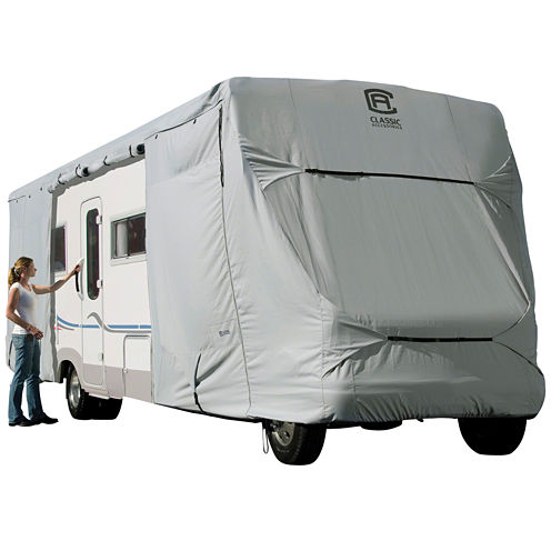 Classic Accessories 80-133-201001-00 PermaPro Class C RV Cover, Model 7