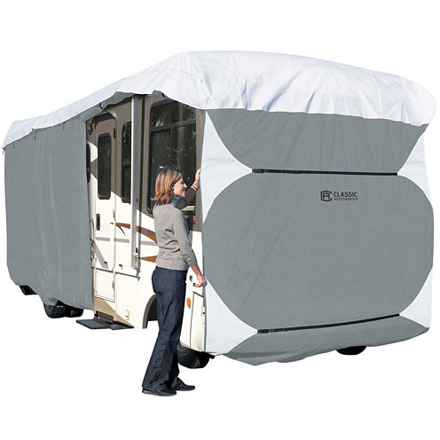 Classic Accessories 70363 PolyPro III Class A RV Cover, Model 3