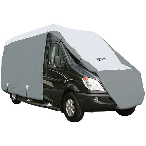 Classic Accessories 80-105-161001-00 PolyPro III Class B RV Cover, Model 3