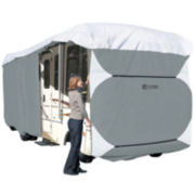 Classic Accessories 77763 PolyPro III Extra Tall Class A RV Cover, XT Model 7