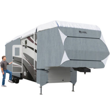 jcpenney.com | Classic Accessories 75263 PolyPro III 5th Wheel & Toy Hauler Cover, Model 1