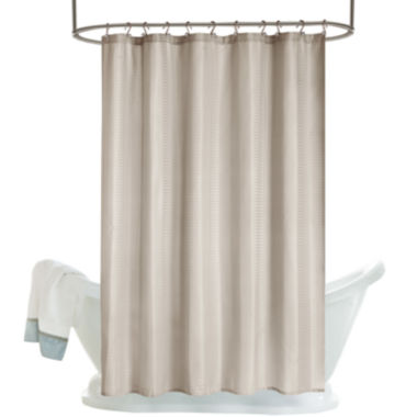 jcpenney.com | H2Ology Waffle Weave Shower Curtain