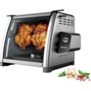 Ronco® EZ-Store 5500 Series Stainless Steel Rotisserie