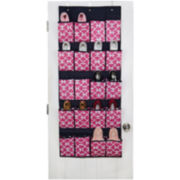 Kennedy 10-Pair Hanging Shoe Organizer