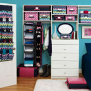 Kennedy Closet Organizer & Storage Collection