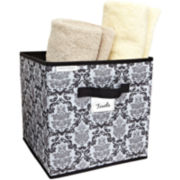Kennedy Damask Storage Bin