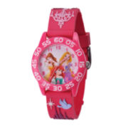 Disney Princesses Easy-Read Plastic Strap Watch
