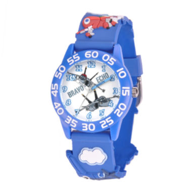 jcpenney.com | Disney Planes Easy-Read Plastic Strap Watch