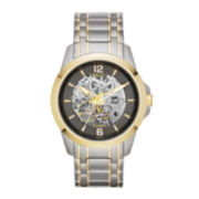 Relic® Mens Two-Tone Stainless Steel Automatic Watch