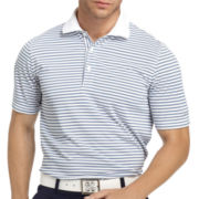 IZOD® Feeder Stripe Polo