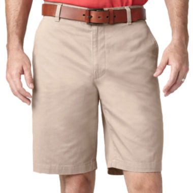jcpenney.com | Dockers® Flat-Front Solid Short