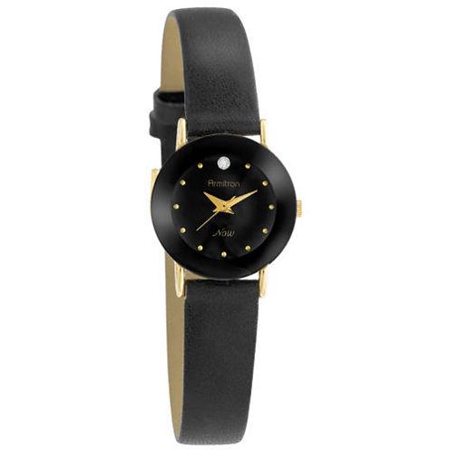Armitron® Now® Womens Diamond-Accent Watch