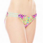Arizona Tribal Print Hipster Swim Bottoms - Juniors