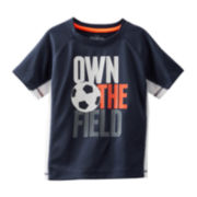 OshKosh B'gosh® Field Active Tee - Toddler Boys 2t-5t