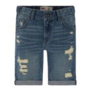 Levi's® 511 Cuff Shorts - Boys 8-20