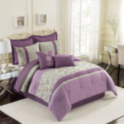 Fleurette 8-pc. Comforter Set