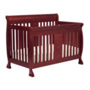 DaVinci Porter 4-in-1 Convertible Crib - Cherry