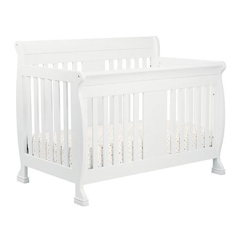 DaVinci Porter 4-in-1 Convertible Crib - White