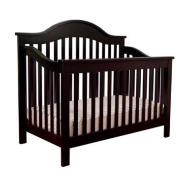 jcpenney.com | DaVinci Jayden 4-in-1 Convertible Crib - Ebony
