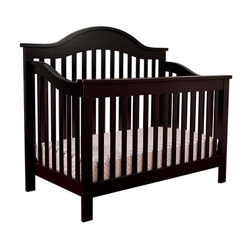 DaVinci Jayden 4-in-1 Convertible Crib - Ebony