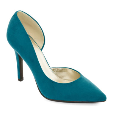 jcpenney.com | a.n.a® Claire Pointed Toe Pumps