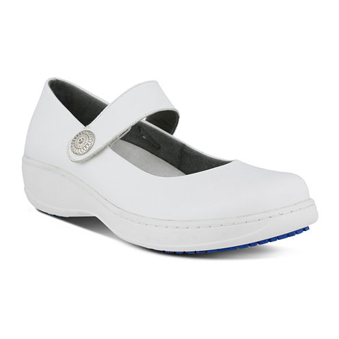 Spring Step Professional Wisteria Mary Jane Shoes