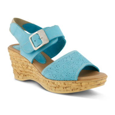 jcpenney.com | Spring Step Mitu Wedge Sandals