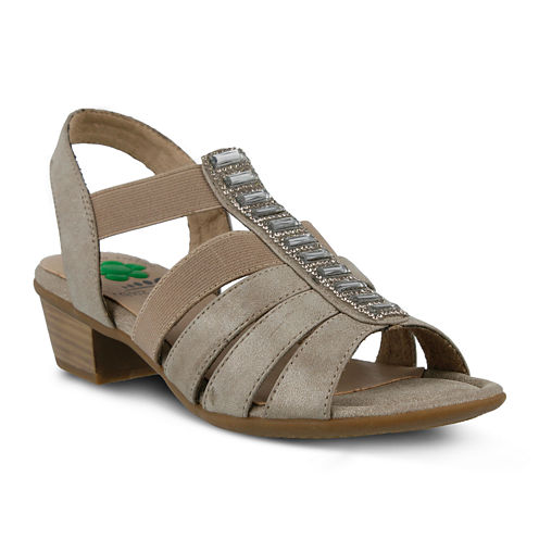 Spring Step Marisol Multi-Strap Sandals