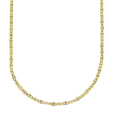 jcpenney.com | 10K Gold Hollow Link Chain
